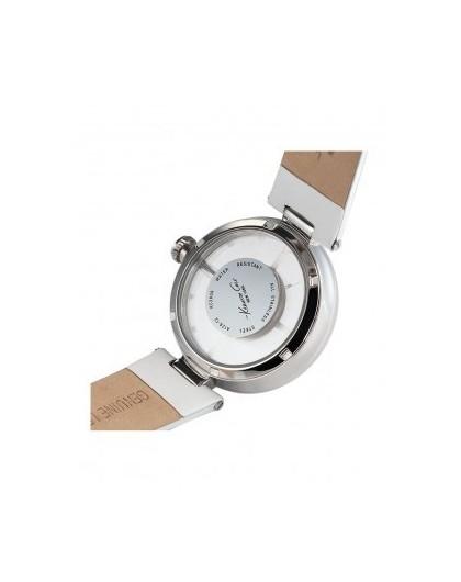 Montre Pierre Lannier Homme Multifonction acier bracelet milanais 222D488