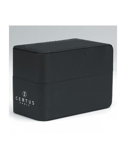 Montre Guess Homme Tread Multifonction Acier Silicone Noir W0971G1- 100 Mètres