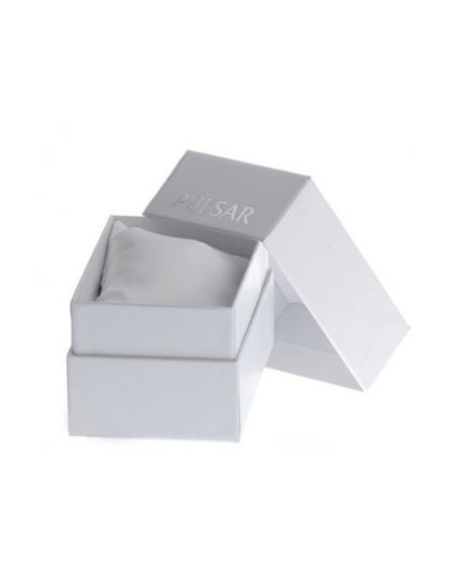 Montre Lulu Castagnette Fille Summer Silicone Blanc 38822