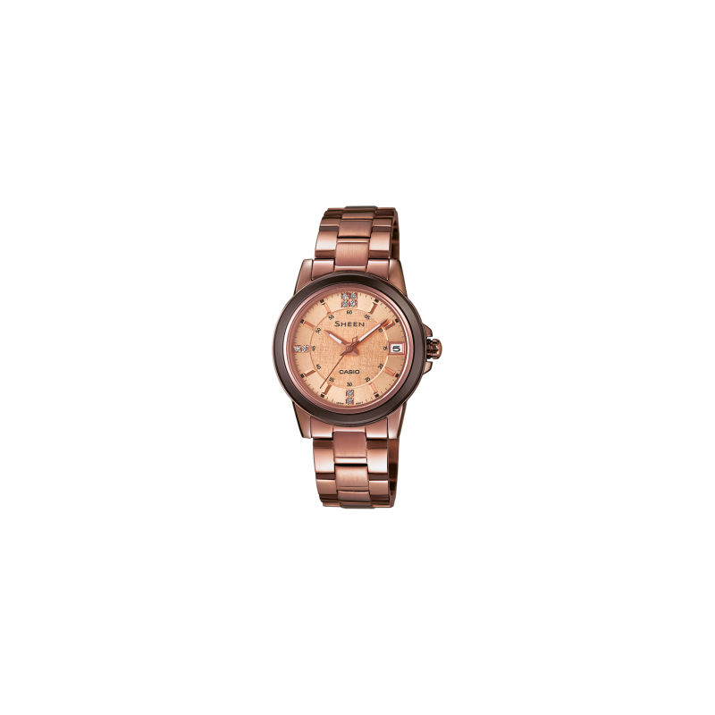 Sheen by Casio Montre Femme SHE4512BR 9AUER  YqxoG