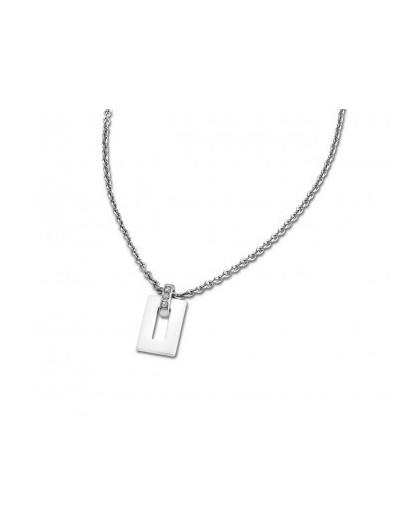 Lotus Silver Boucle d'oreille Femme  Strass Argent LP1613-4/1