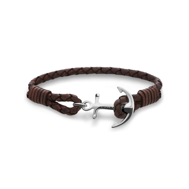 Havana Marron Bracelet Brown Cuir Tom Hope CxdBWEoeQr