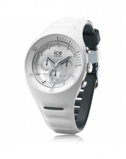Montre Homme Ice Watch P.Leclerc Chrono White Large 014943