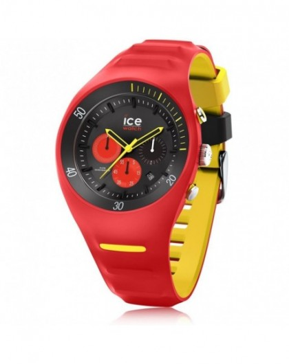 Montre Homme Ice Watch P.Leclerc Chrono Red Large 014950