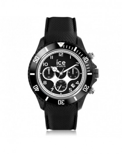 Montre Homme Ice Watch Dune Chrono Black Large 014216