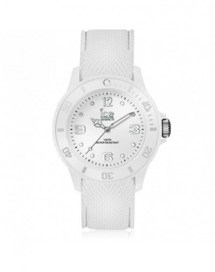 Montre Femme Ice Watch Sixty Nine White Médium 014577