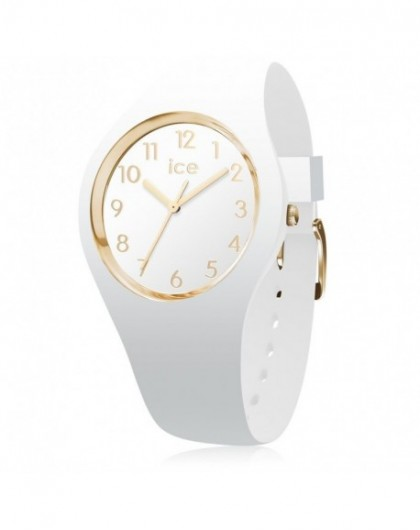 Montre Femme Ice Watch Glam White Gold Small 014759