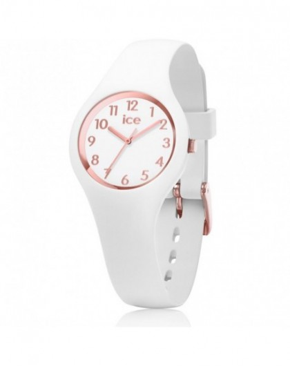 Montre Femme Ice Watch Glam White Rose Gold XS 015343