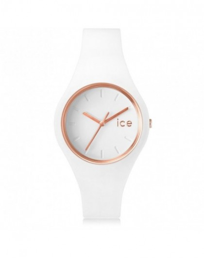 Montre Femme Ice Watch Glam White Rose Gold Small 000977