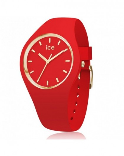 Montre Femme Ice Watch Glam Colour Red Medium 016264