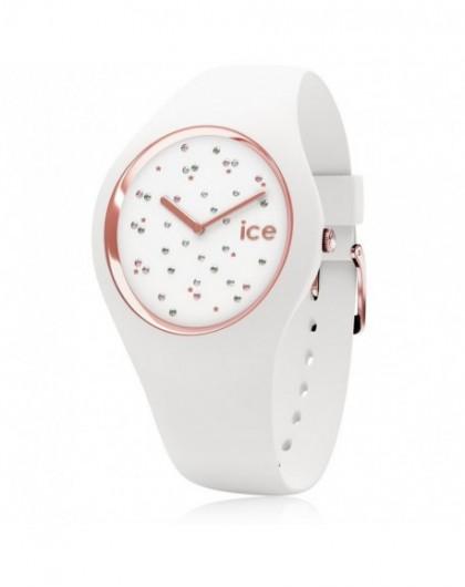 Montre Femme Ice Watch Cosmos Star White Medium 016297-GPerDuMesAiguilles.com