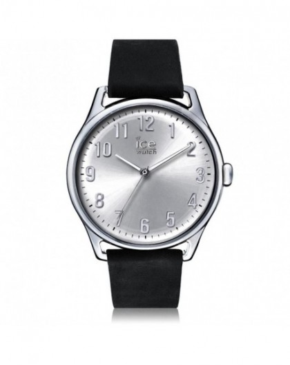 Montre Homme Ice Watch City Classic Black Silver Large 013042