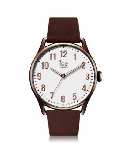 Montre Homme Ice Watch City Classic Brown White Large 013047