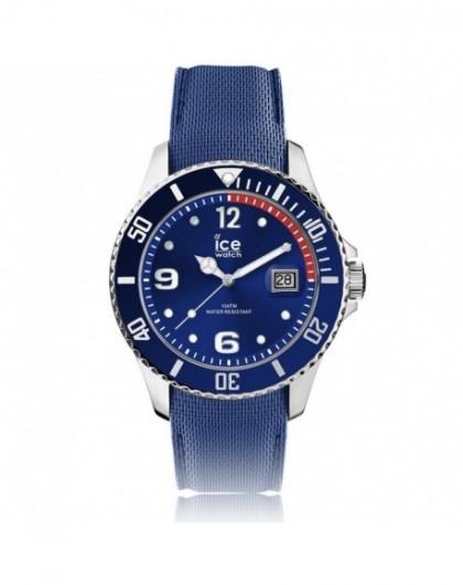 Montre Homme Ice Watch Steel Blue Medium 015770