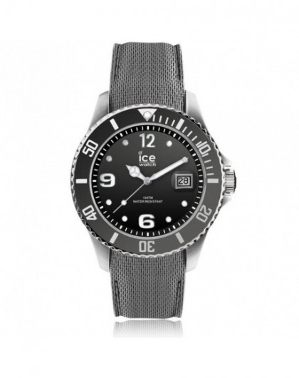 Montre Homme Ice Watch Steel Grey Large 015772