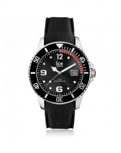 Montre Homme Ice Watch Steel Black Large 015773