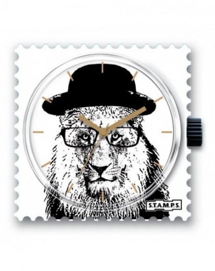 Boitier Montre Stamps 104293 Mr Tiger-GPerDuMesAiguilles.com