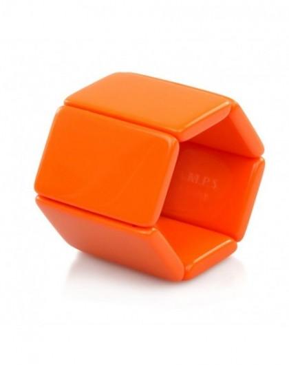 Bracelet Elastique Montre Stamps 102172-1400 Belta Classic Orange-GPerDuMesAiguilles.com