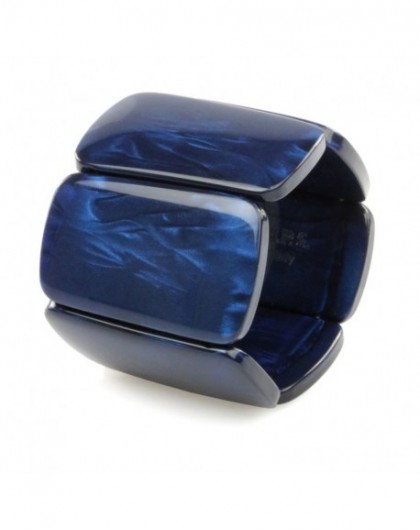 Bracelet Elastique Montre STAMPS 104888-2704 Belta Shape Shadow Blue-GPerDuMesAiguilles.com