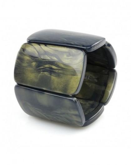 Bracelet Elastique Montre STAMPS 104888-1204 Belta Shape Shadow Gold -GPerDuMesAiguilles.com