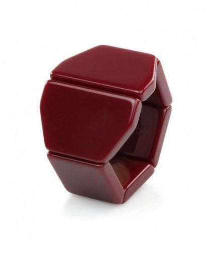 Bracelet Elastique Montre Stamps 102563-2150 Belta Y Bordeaux-GPerDuMesAiguilles.com