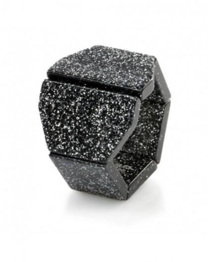 Bracelet Elastique Montre Stamps 104342-4200 Belta Y Glitter Silver-GPerDuMesAiguilles.com