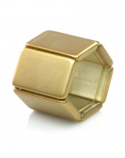 Bracelet Elastique Montre Stamps 102232-1200 Belta Metallic Gold-GPerDuMesAiguilles.com