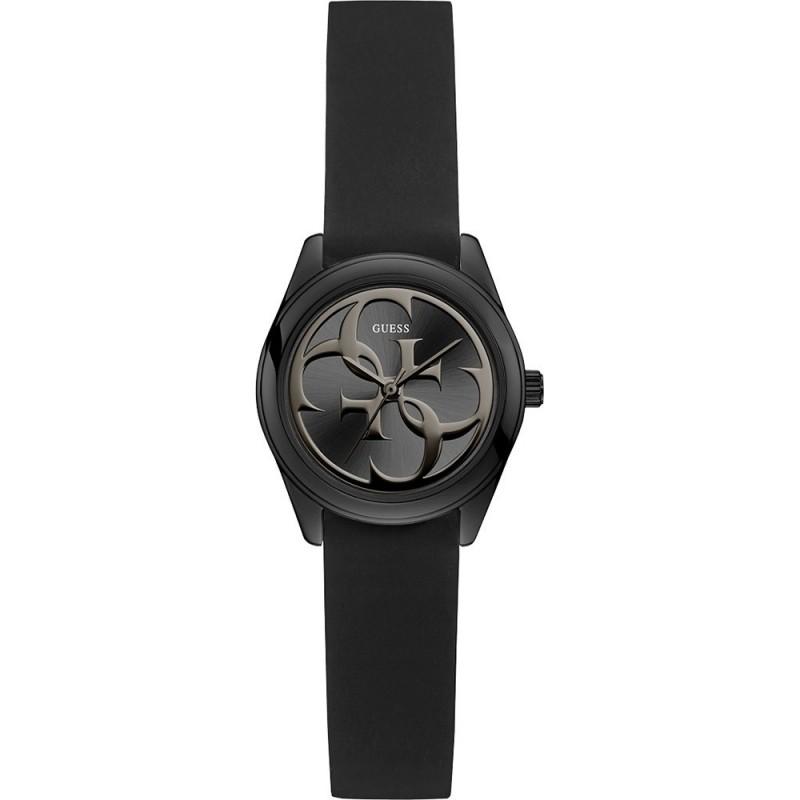 Montre Twist Femme Noir G W1146l3 Acier Silicone Guess Micro CoQdEeWxBr