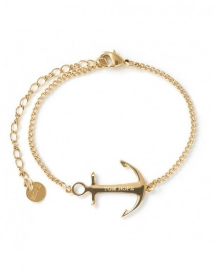 Bracelet Tom Hope Saint Yellow Gold TM0331-GPerDuMesAiguilles.com