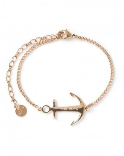 Bracelet Tom Hope Saint Rose Gold TM0332-GPerDuMesAiguilles.com
