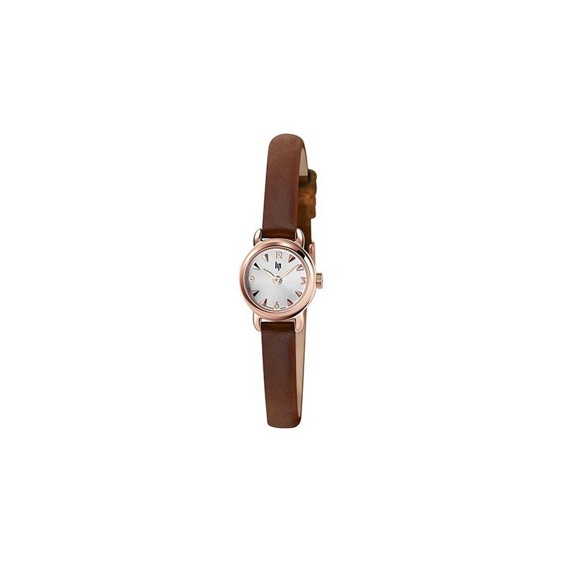 montre femme bracelet cuir fin