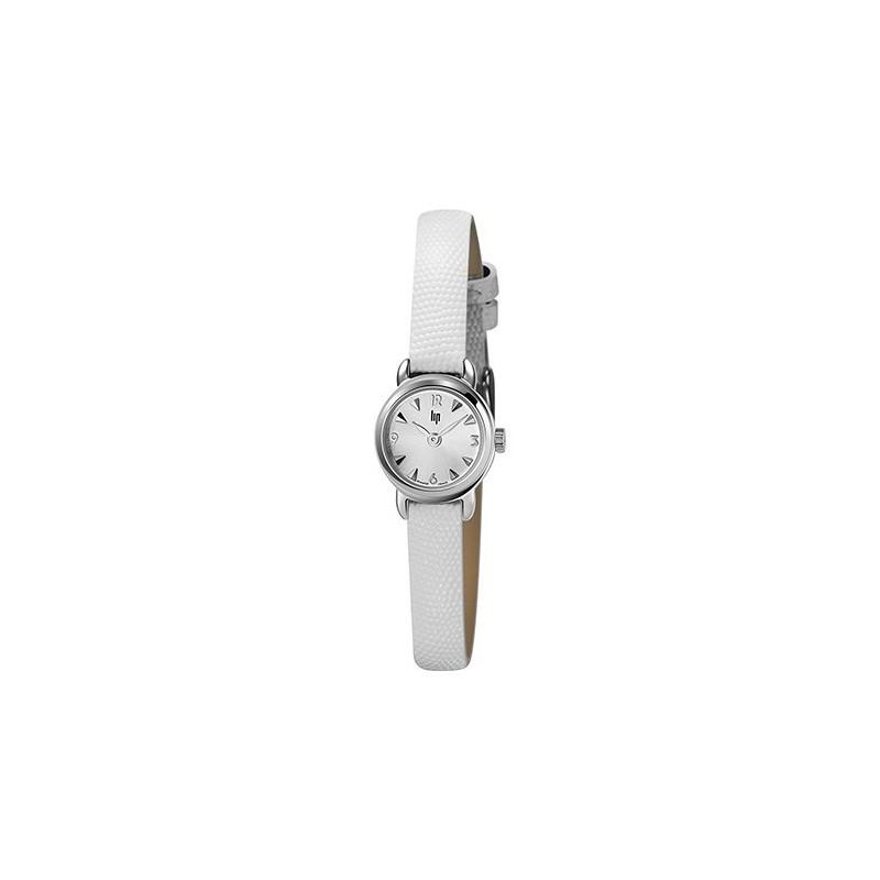 LIP Henriette Montre Femme Bracelet Blanc 671263