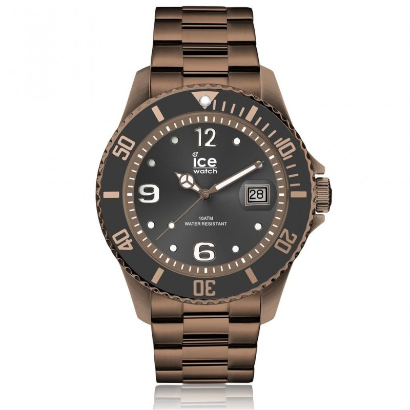 Ice Watch Montre Homme Steel Bronze Large 016767