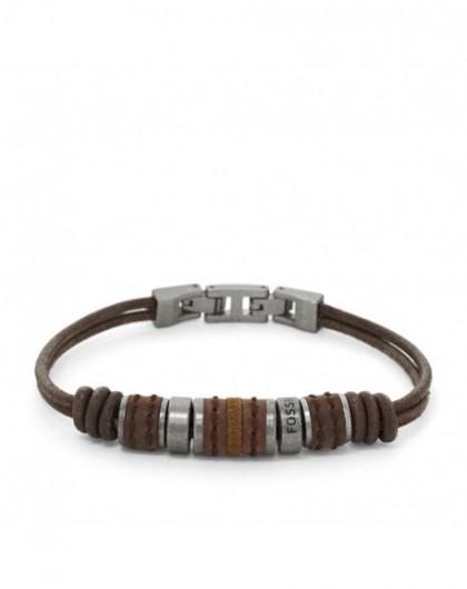 Fossil Homme Bracelet Cuir...