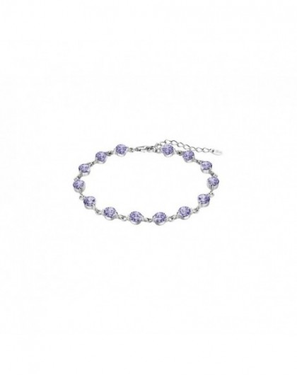 Lotus Silver Bracelet Femme...