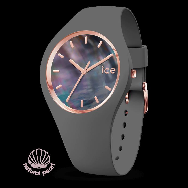 Ice Watch Pearl Grey Montre Femme Medium 016938