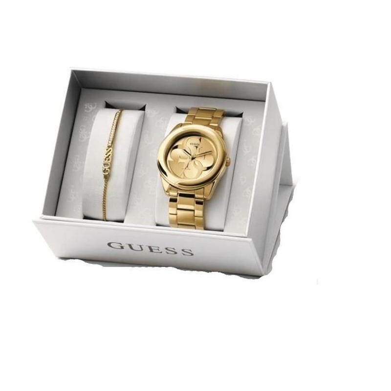 montre avec bracelet femme