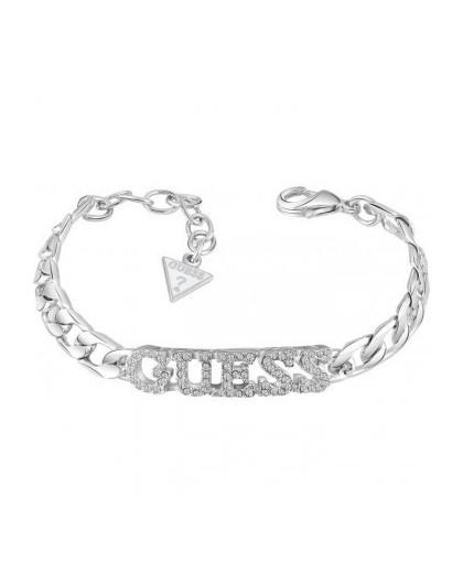 Guess Bracelet Urban Couture métal rhodié UBB82028- GPerduMesAiguilles.com