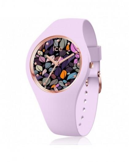 Ice Watch Flower Lilac Petals Montre Femme Medium 017580