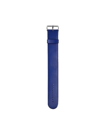 Bracelet Montre Stamps 100892-2700 Jack Classic Leather Blue - GPerDuMesAiguilles.com