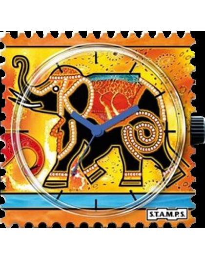 Boitier Montre Stamps  100142 Holy Elephant-GPerDuMesAiguilles.com