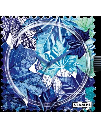 Boitier Montre Stamps 100464 Blue Summer-GPerDuMesAiguilles.com
