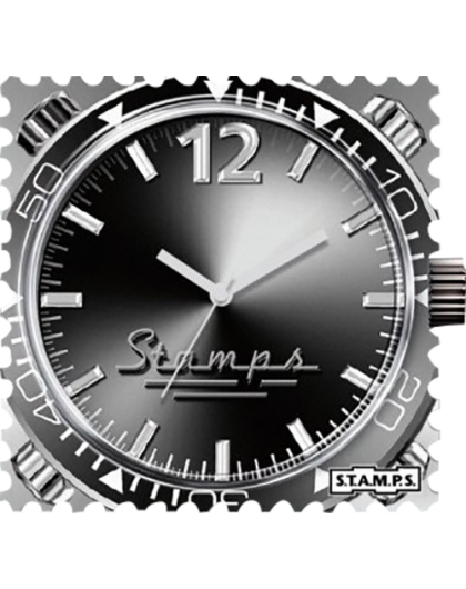Boitier Montre Stamps 100573 Mr Bigboss-GPerDuMesAiguilles.com