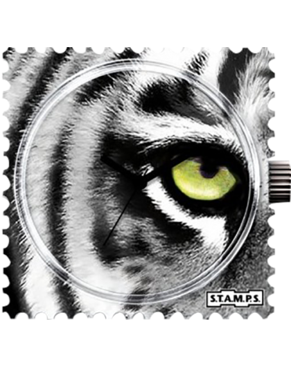 Boitier Montre Stamps 100585 Eye Of The Tiger-GPerDuMesAiguilles.com