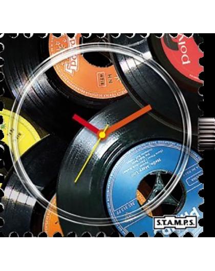 Boitier Montre Stamps 100605 Vinyl-GPerDuMesAiguilles.com