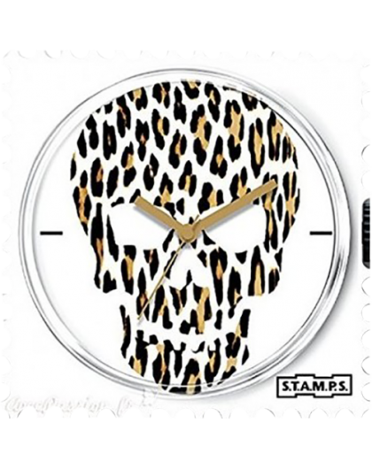 Boitier Montre Stamps 103764 Skully Leo-GPerDuMesAiguilles.com
