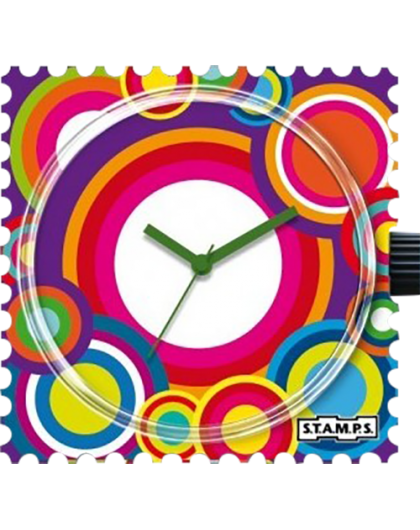 Boitier Montre Stamps 103767 Saturday Night Fever-GPerDuMesAiguilles.com