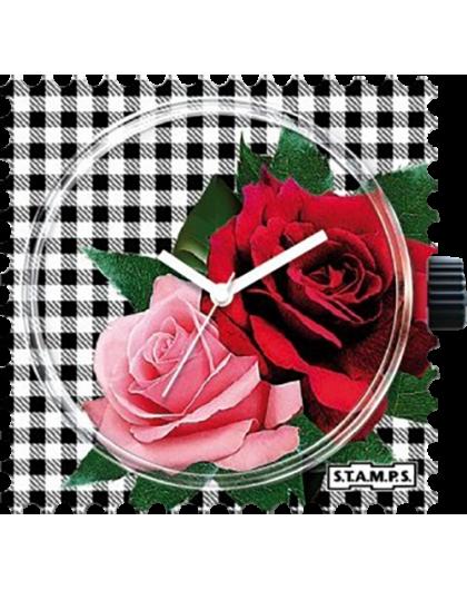 Boitier Montre Stamps 103787 England's Rose-GPerDuMesAiguilles.com