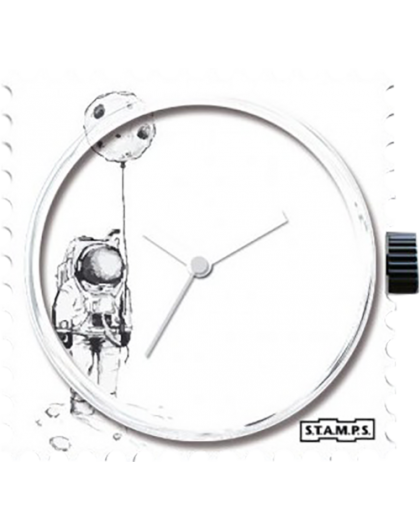 Boitier Montre Stamps 104649 Lost In Universe-GPerDuMesAiguilles.com