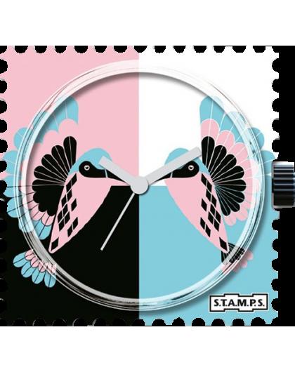 Boitier Montre Stamps 103277 Paradise Dream-GPerDuMesAiguilles.com